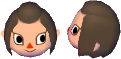 Magnificent Hairstyle Nookipedia The Animal Crossing Wiki Hairstyles For Women Draintrainus