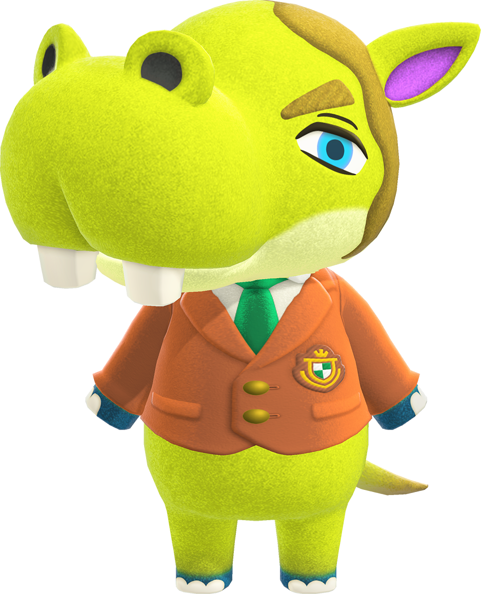 Hippeux - Nookipedia, the Animal Crossing wiki