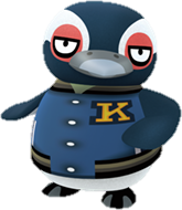 Animal Crossing Happy Home Designer Penguins