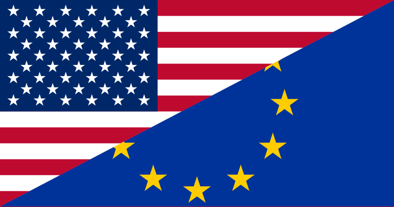 United States of America and Europe