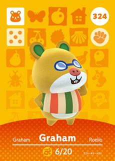 Graham - Nookipedia, the Animal Crossing wiki