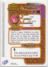 Animal Crossing-e 2-108 (Vladimir - Back).jpg