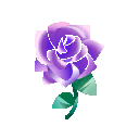 Gothic Purple Rose PC Icon.png
