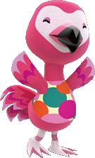 Flora (villager) - Nookipedia, the Animal Crossing wiki