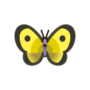 Yellow Butterfly NH Icon.png