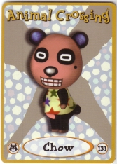 Chow Nookipedia The Animal Crossing Wiki