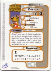Animal Crossing-e 3-168 (Carrie - Back).jpg