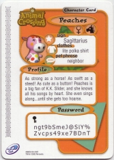Animal Crossing-e 2-107 (Peaches - Back).jpg