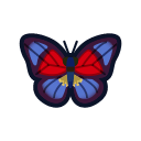 Agrias Butterfly NH Icon.png