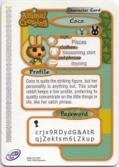 Animal Crossing-e 2-082 (Coco - Back).jpg