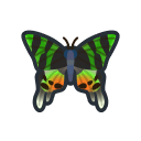 Madagascan Sunset Moth NH Icon.png