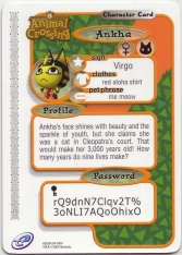Animal Crossing-e 1-014 (Ankha - Back).jpg