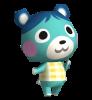 Bluebear - Nookipedia, the Animal Crossing wiki