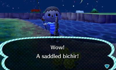 Saddled Bichir - Nookipedia, the Animal Crossing wiki Oarfish Animal Crossing