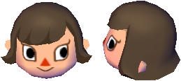 Hairstyle Nookipedia The Animal Crossing Wiki
