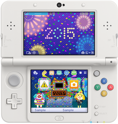 3DS Theme - Animal Crossing New Leaf - Welcome to 2015.png