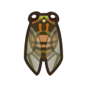 Evening Cicada NH Icon.png
