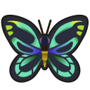 Queen Alexandra's Birdwing NH Icon.png