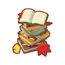 Books with Fallen Leaves PC Icon.png