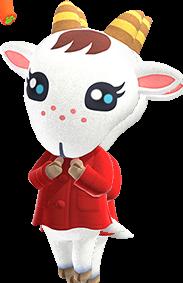 Chevre Nookipedia The Animal Crossing Wiki