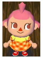 Guide:Face Styles/Animal Crossing: City Folk - Nookipedia ...