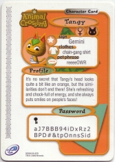 Animal Crossing-e 3-125 (Tangy - Back).jpg