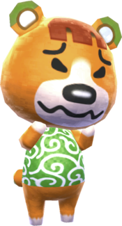 Pudge - Nookipedia, the Animal Crossing wiki