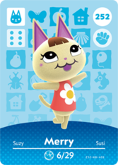 Merry Nookipedia The Animal Crossing Wiki