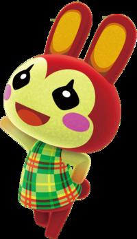 Rabbit Nookipedia The Animal Crossing Wiki