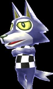 Lobo - Nookipedia, the Animal Crossing wiki