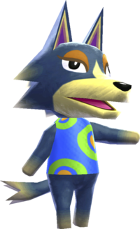 Wolfgang animal crossing - photo#4