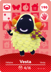 Vesta Nookipedia The Animal Crossing Wiki