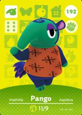 Pango Nookipedia The Animal Crossing Wiki