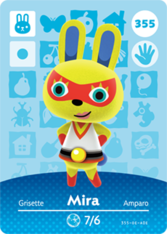 Mira - Nookipedia, the Animal Crossing wiki