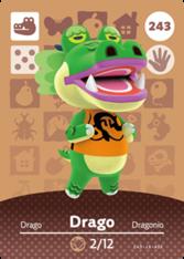 Drago Nookipedia The Animal Crossing Wiki