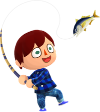 Fishing - Nookipedia, the Animal Crossing wiki