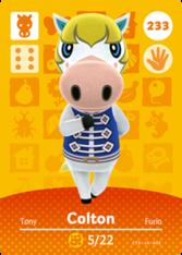 Colton Nookipedia The Animal Crossing Wiki