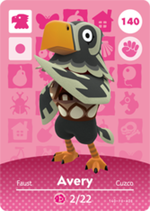 Avery Nookipedia The Animal Crossing Wiki