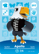 Apollo Nookipedia The Animal Crossing Wiki