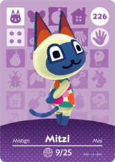 Mitzi Nookipedia The Animal Crossing Wiki