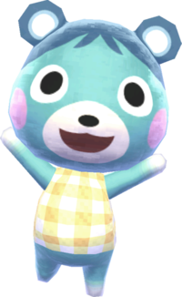 Bluebear Nookipedia The Animal Crossing Wiki