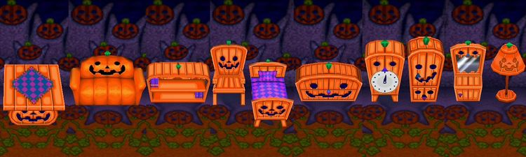 Spooky Series Nookipedia The Animal Crossing Wiki