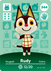 Rudy - Nookipedia, the Animal Crossing wiki