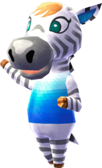 Savannah Nookipedia The Animal Crossing Wiki