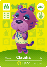 Claudia Nookipedia The Animal Crossing Wiki