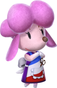 Remarkable Harriet Nookipedia The Animal Crossing Wiki Hairstyle Inspiration Daily Dogsangcom