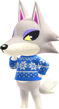 Wolf - Nookipedia, the Animal Crossing wiki