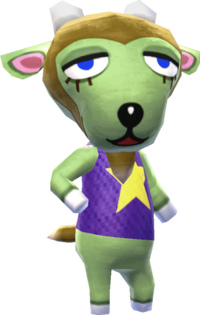 Gruff - Nookipedia, the Animal Crossing wiki