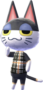 Punchy - Nookipedia, the Animal Crossing wiki