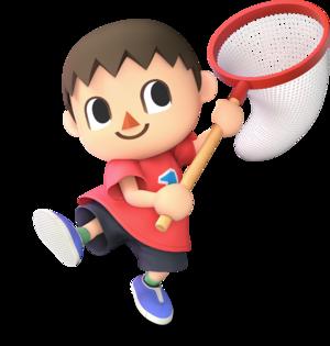 Villager (SSB) - Nookipedia, the Animal Crossing wiki